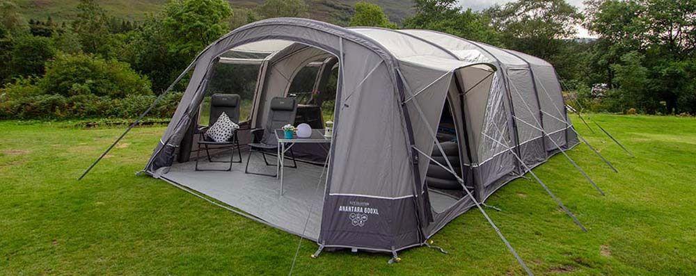 A true family tent.